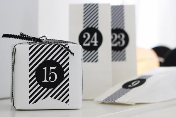 small treasures sch n verpackt heute schwarz wei mit freebie. Black Bedroom Furniture Sets. Home Design Ideas