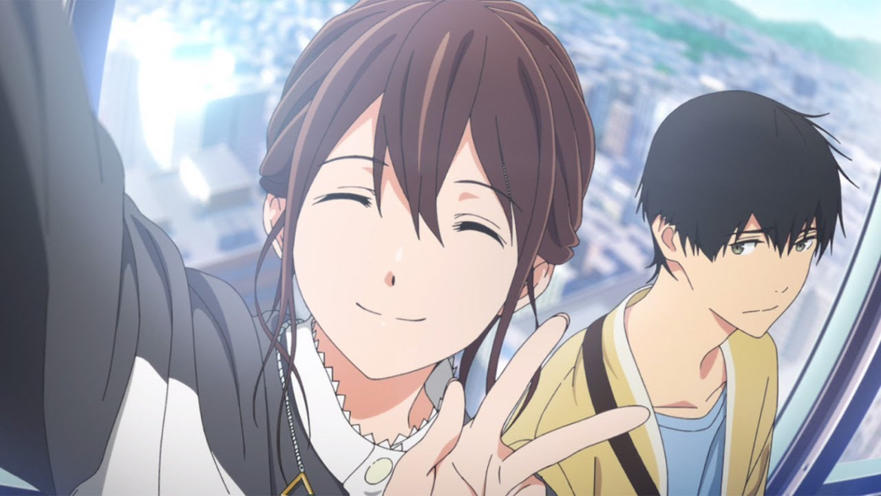 I Want To Eat Your Pancreas Anime Review Seichi Junrei Seichi Of