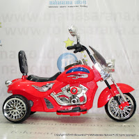 Pliko PK2838/8600 Big Harley Batteray Toy Motorcycle