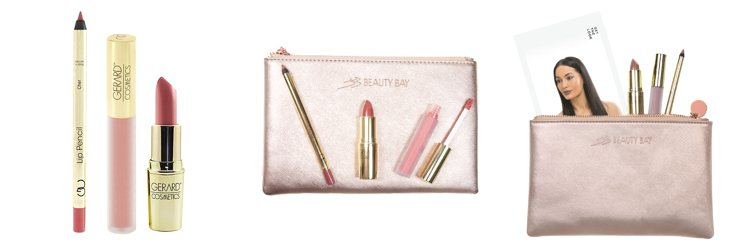 Beauty Bay Holiday Makeup Bag Lip Studio: Keep It Classic