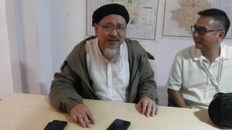 Andi Analta Amir (53), kakak angkat Ahok