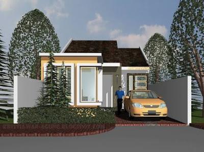 Dekorasi Rumah Minimalis 1 Lantai Modern Terbaru