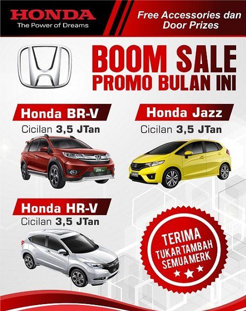 Promo Mobil Honda Pondok Indah