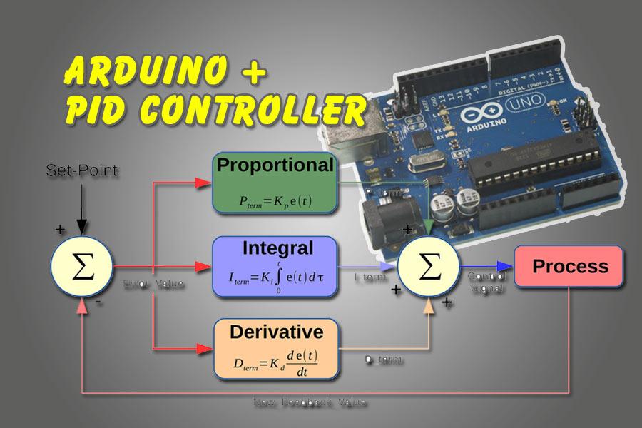Kontrol PID dengan Arduino - Elang Sakti