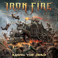Iron Fire - Among The Dead (album preview)