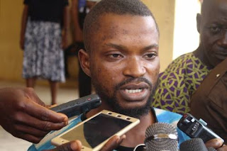 BREAKING: ADEYEMI'S STATEMENT THAT HE DIDN'T KILL KHADIJAT- IS AN INFANTILE DEFENCE, SAYS ONDO POLICE.