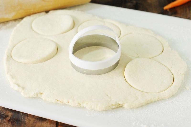 Chicken Pot Pie {2 Ways ~ Pie Crust or Biscuit Topping ...