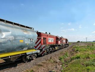 El tren de carga no viaja a Rosario