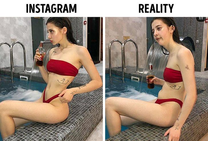 Foto Instagram-vs-reality-07