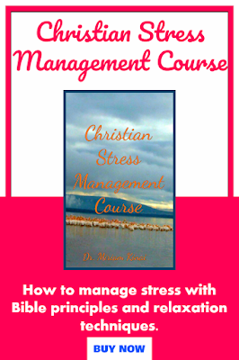 Christian Stress Management Course is a Christian book for women from a Christian affiliate program for Christian bloggers.