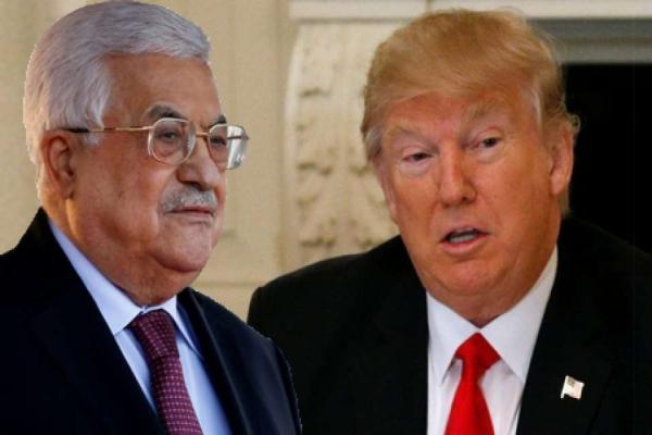 محمود عباس يستأنف المفاوضات مع دونالد ترامب