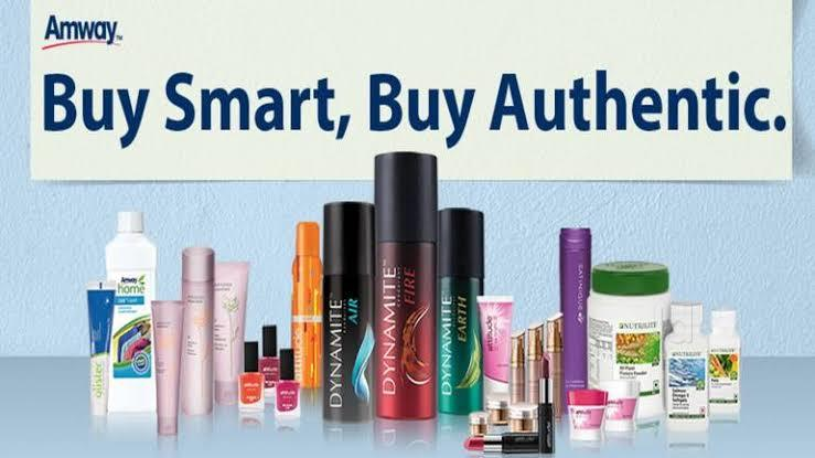 Buy Amway products
