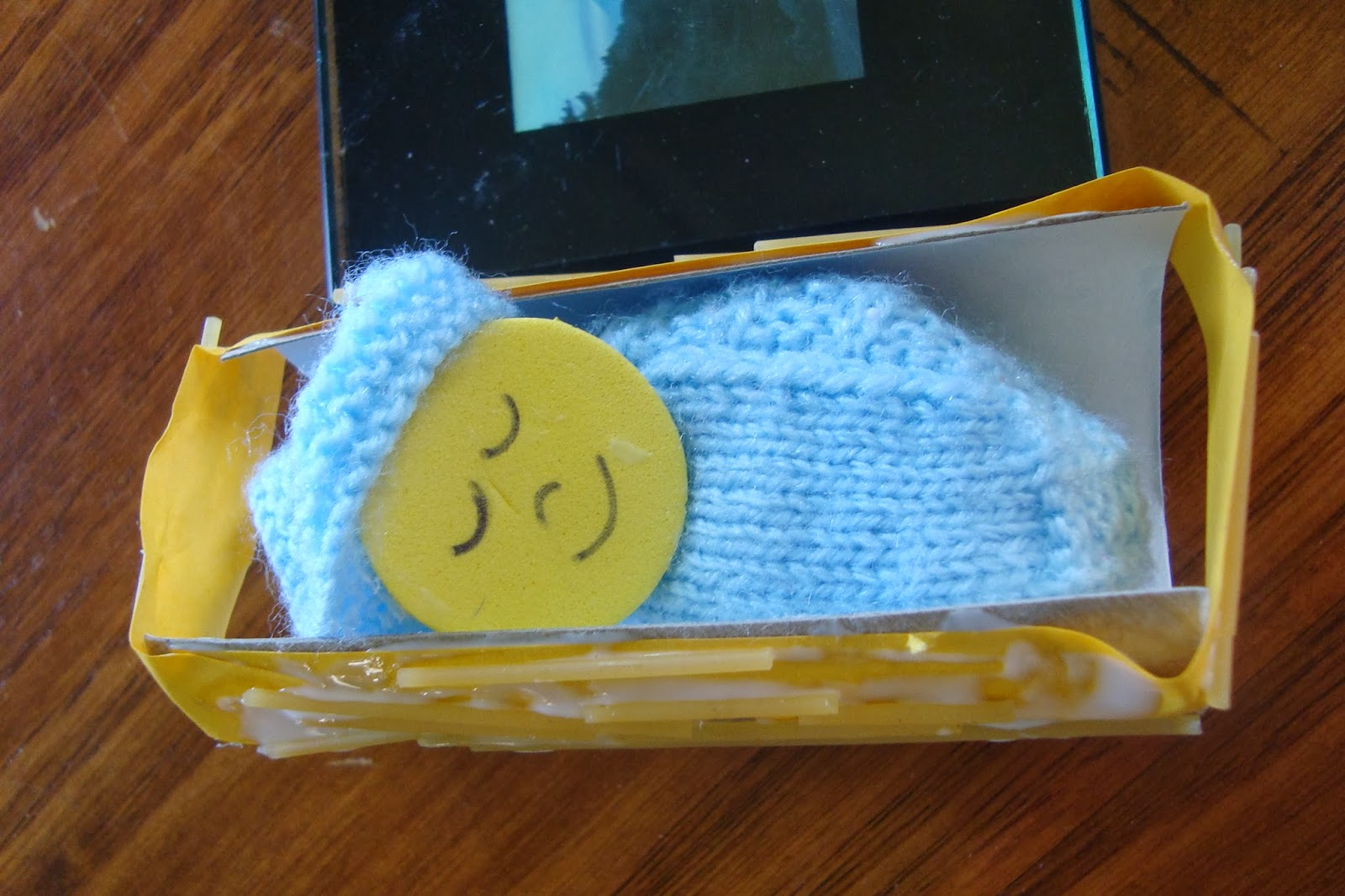 Encouragement For Busy Mums Baby Moses Craft