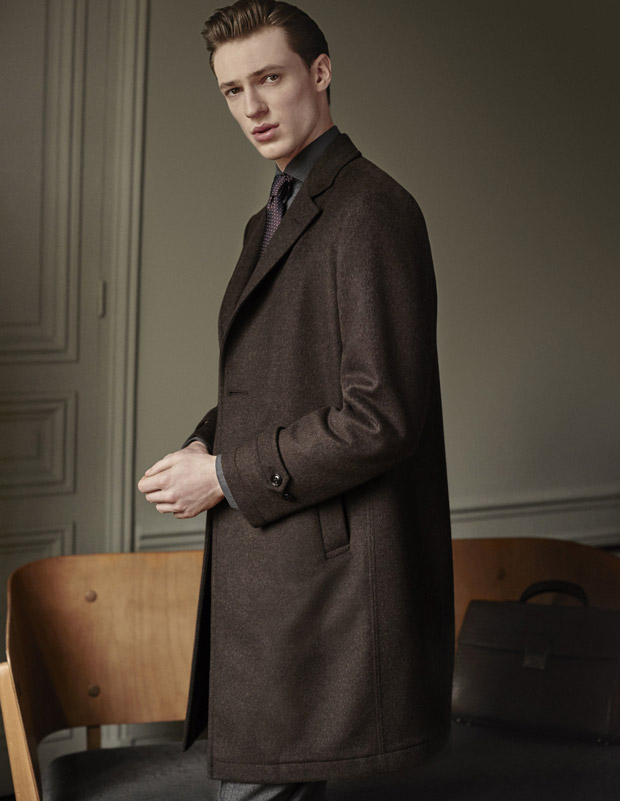 ermenegildo zegna, lookbook, Max Farago, Fall 2016, Nikola Jovanovic, Tommaso de Benedictis, supermodel, Suits and Shirts, style, luxury, moda hombre, menswear, supermodel,
