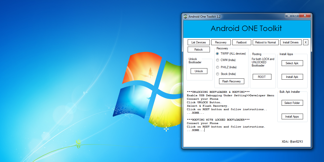 How to Unlock Bootloader of Android Device