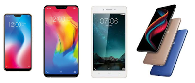 Vivo Mobile Price List