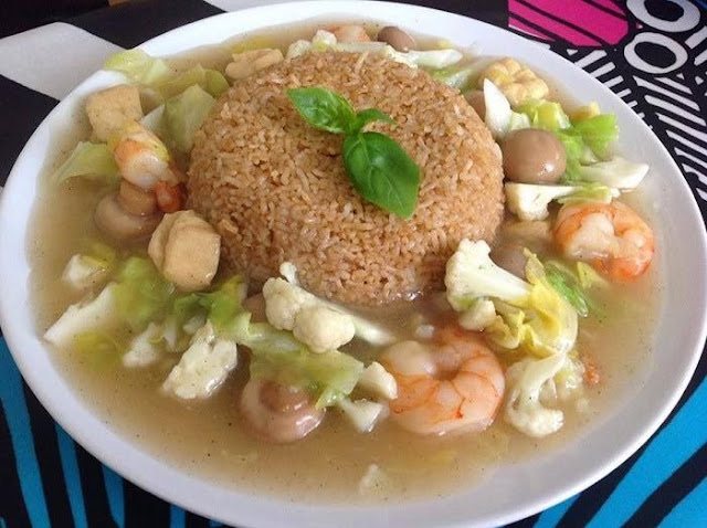 Resepi Nasi Goreng Hailam Mudah dan Sedap