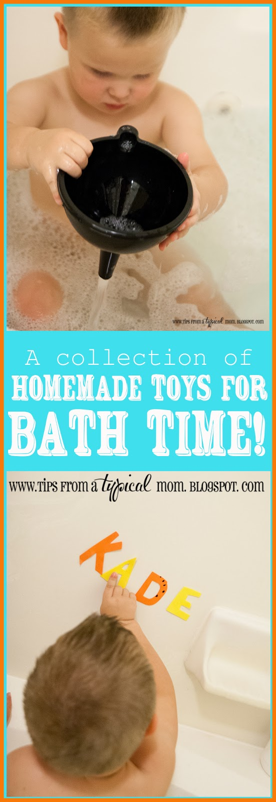 Homemade Bath Toys 28