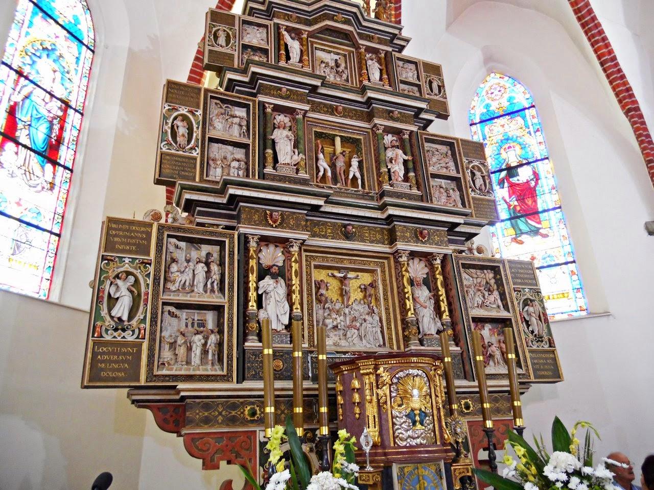kościół pw. św. Jadwigi w Gryfowie Śląskim
