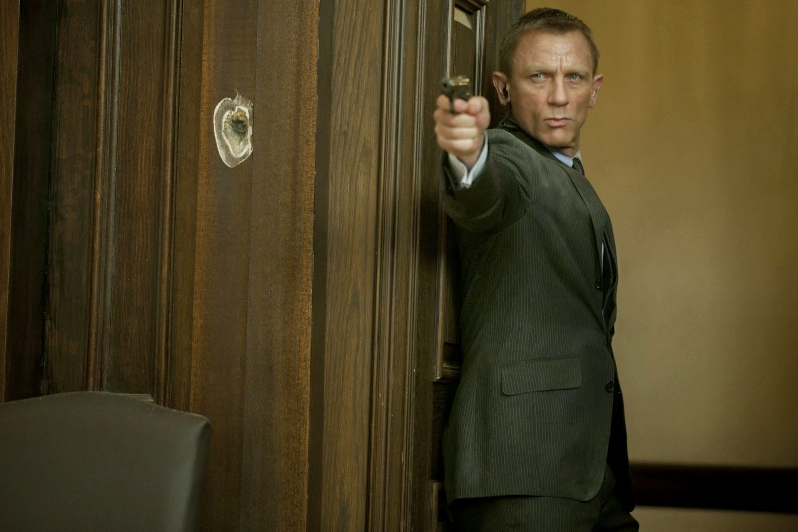 8181b081b94b6 Bond 24 To Begin Production In October