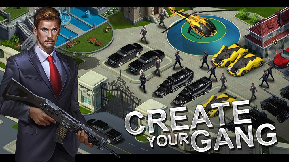[FREE] Download Mafia City for Android