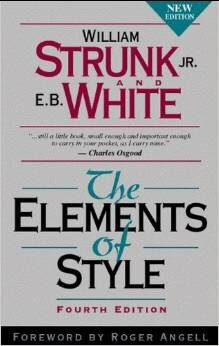 hinh-anh-sach-The Elements Of Style-Tác giả William Strunk Jr and E-B-White