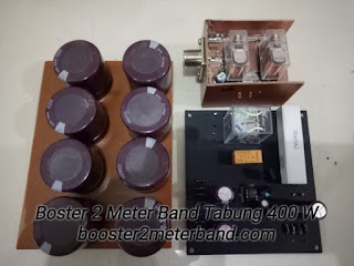 Reticfier Boster 2 Meter Band