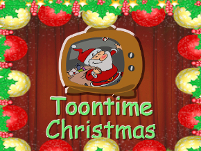 Toontime Christmas Roku Channel