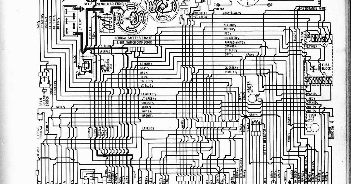 Chevrolet Ignition Wiring Diagram Free Auto Wiring Diagram 1962 Pontiac Catalina Star