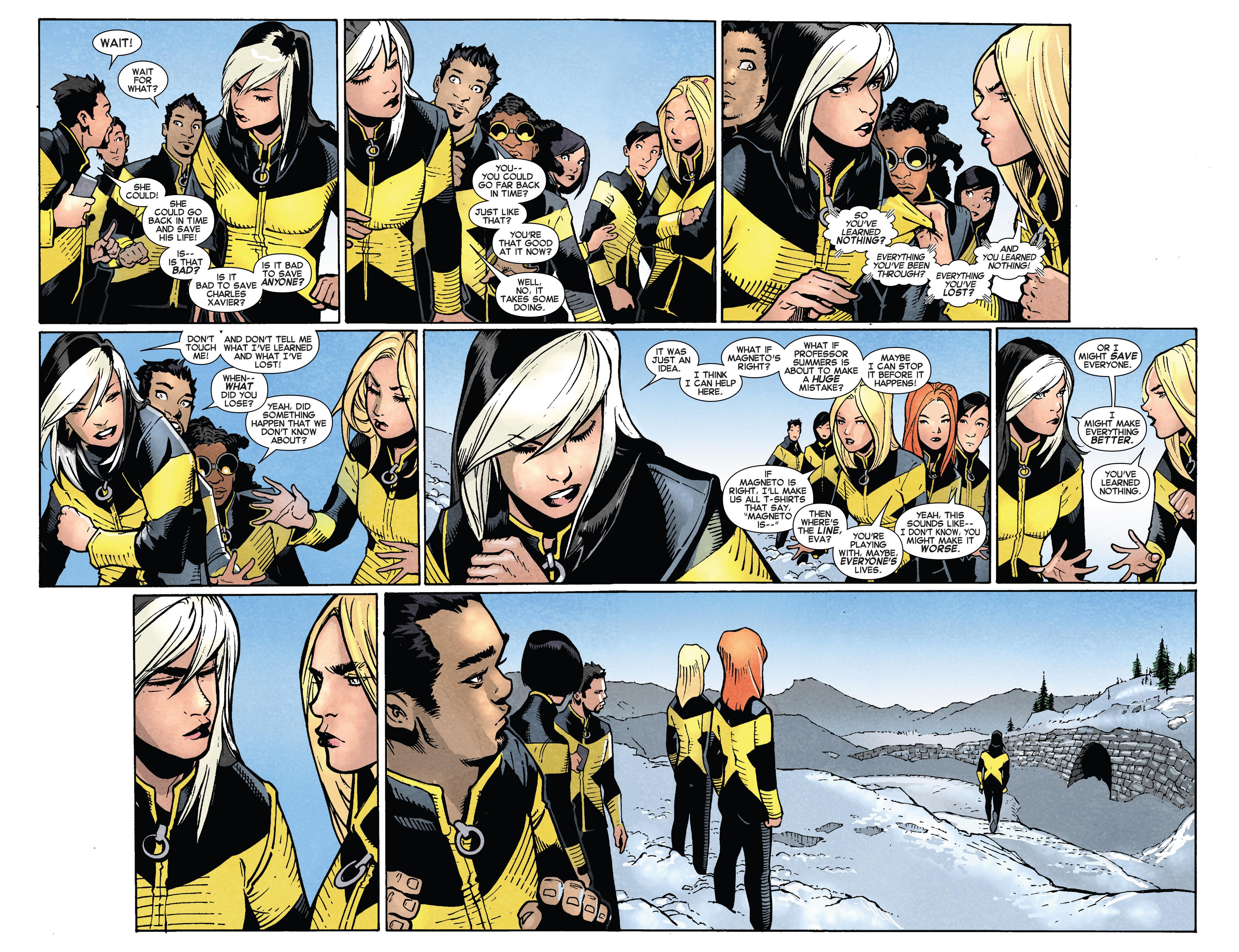 Read online Uncanny X-Men (2013) comic -  Issue # _TPB 5 - The Omega Mutant - 68