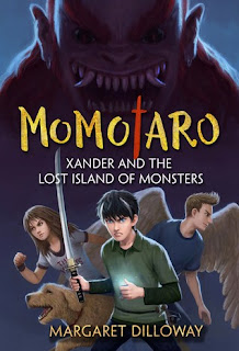 Xander and the Lost Island of Monsters Margaret Dilloway
