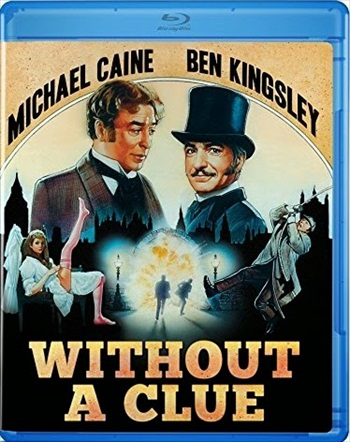 Without a Clue 1988 Dual Audio Bluray Download