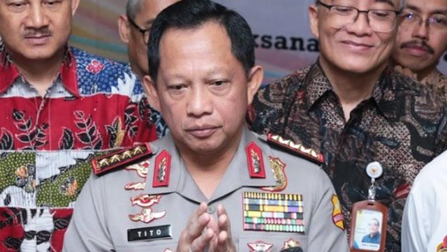 Anak Buah Bantah Tito Dapat Duit dari Basuki