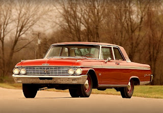 1962 Ford Galaxie 500 Front Left