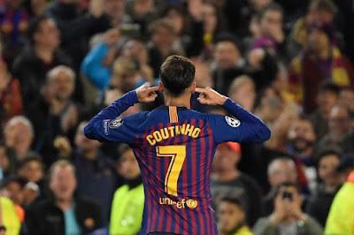 FC Barcelona vs Man Utd 2019