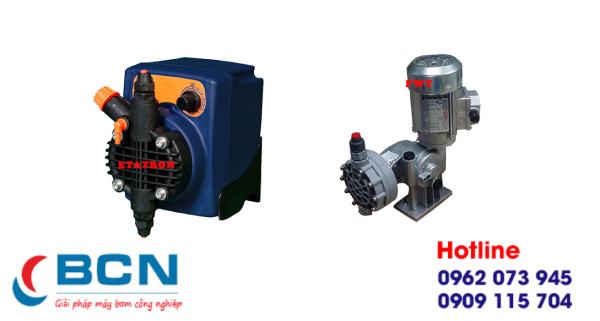 Địa chỉ bán máy bơm định lượng chính hãng tại TPHCM