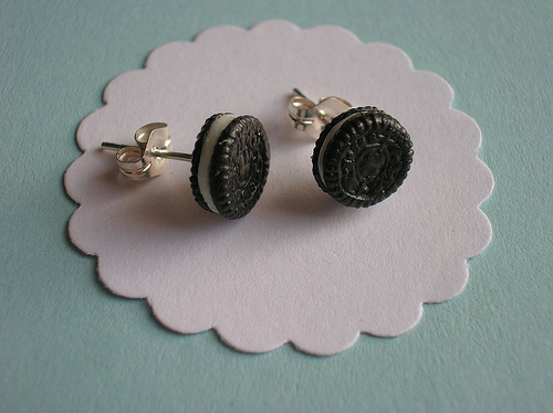 I Was Actually Rather Amazed When Found That One Because Of My Friends Has A Pair These Other Earring Were