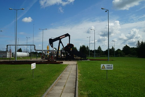 petroleum mining process