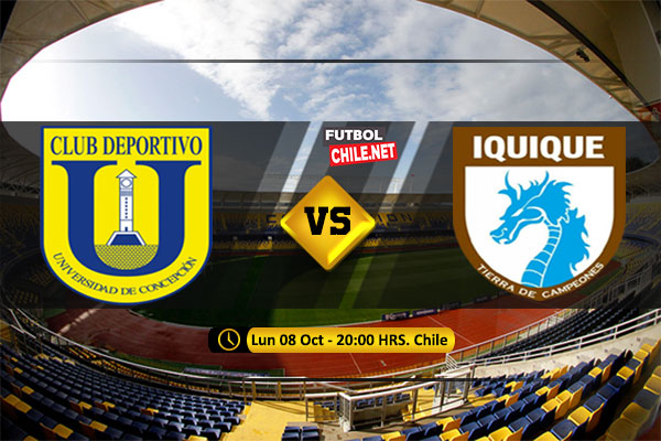 PREVIA: Universidad de Concepción vs Deportes Iquique