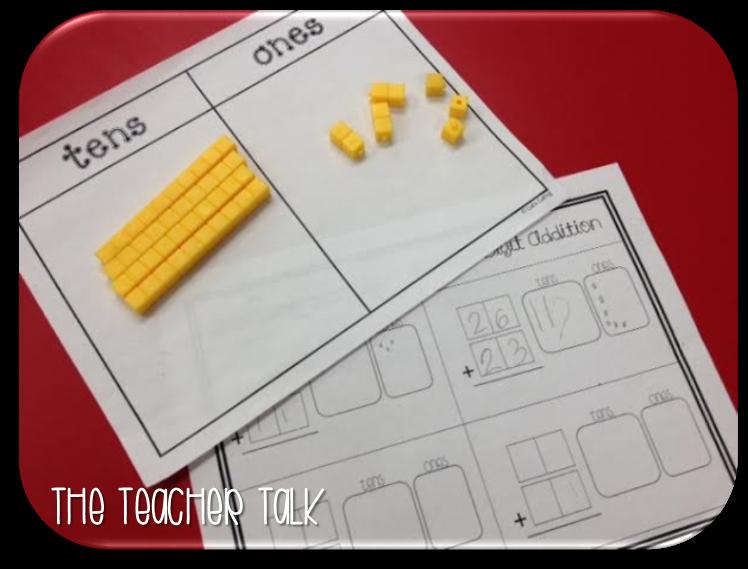Addition Worksheets » Addition Worksheets Using Base Ten Blocks ...