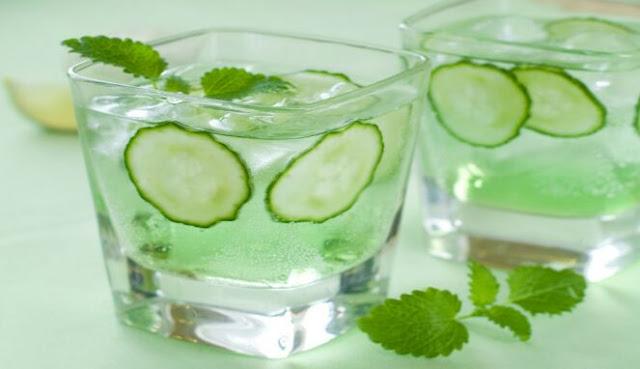 Manfaat air mentimun