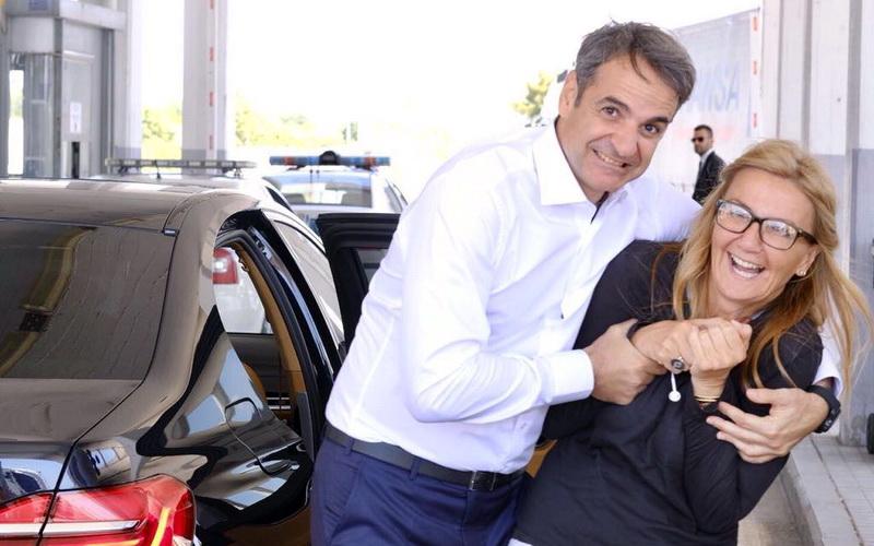Ανεκδιήγητη γκάφα Μητσοτάκη στα ελληνοτουρκικά σύνορα