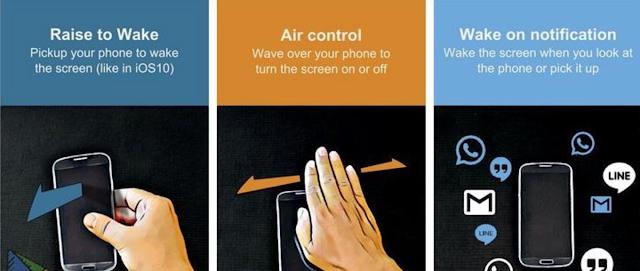 تحميل برنامج Smart Wake لفتح الشاشة بحركات بسيطة