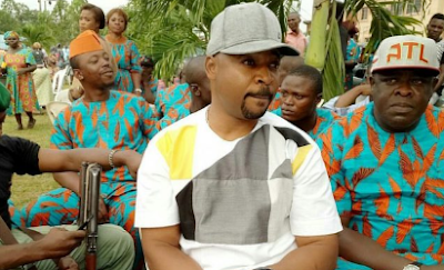 MC Oluomo Holds Special Thanksgiving! Speaks On Near Death Experience