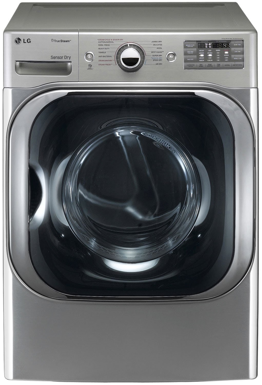 what are steam washers and dryers