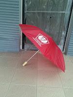 Payung lipat 2 / payung lipat dua Polos