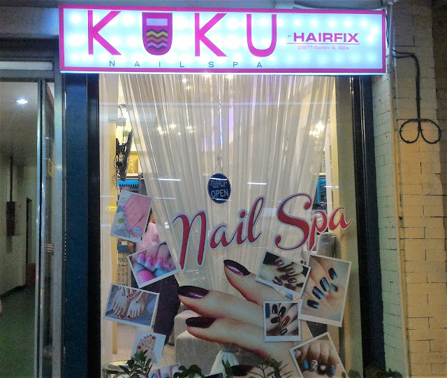 Kuku Nail Spa by HairFix Salon