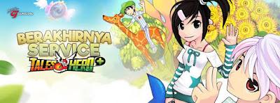 Satu Lagi, Game Online Indonesia Ditutup Layanannya - Tales Hero Indonesia