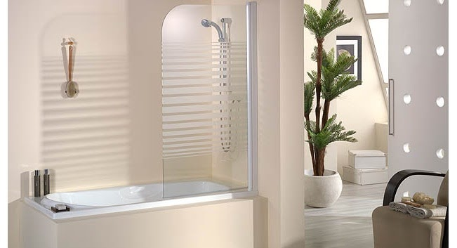 Marzua c mo colocar una mampara de ducha - Cortinas de ducha ikea ...