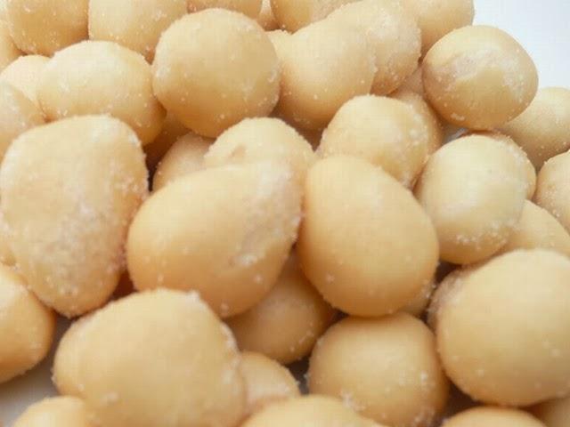 薄毛に良い食品「マカダミアナッツ」の育毛効果!
